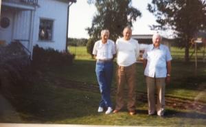 Bengt, Ivan och Göte