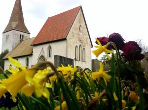Fröjels kyrka