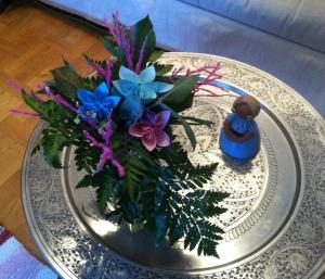 Lite fix när de äkta blommorna inte finns